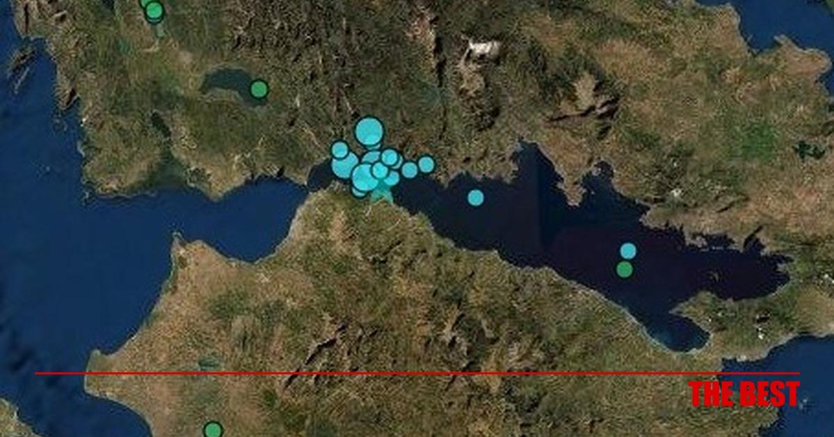 Ισχυρή σεισμική δόνηση 5 ρίχτερ με επίκεντρο τη Ναύπακτο αναστάτωσε την ευρύτερη περιοχή