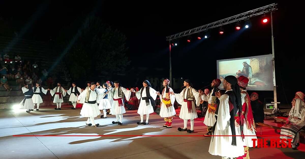 Επιτυχημένη η παράσταση «Μία κόρη τ' αποφάσισε» στο Θέατρο Φλόκα στην Αρχαία Ολυμπία