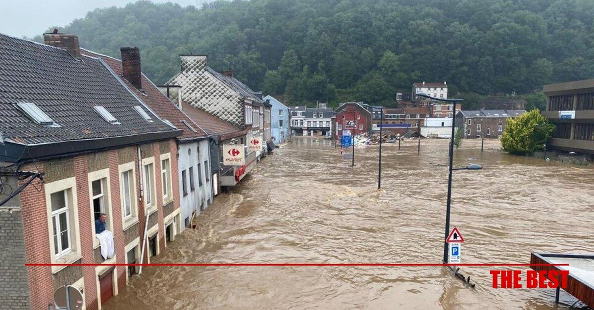 Βέλγιο: Στους 23 ανήλθαν οι νεκροί από τις πλημμύρες