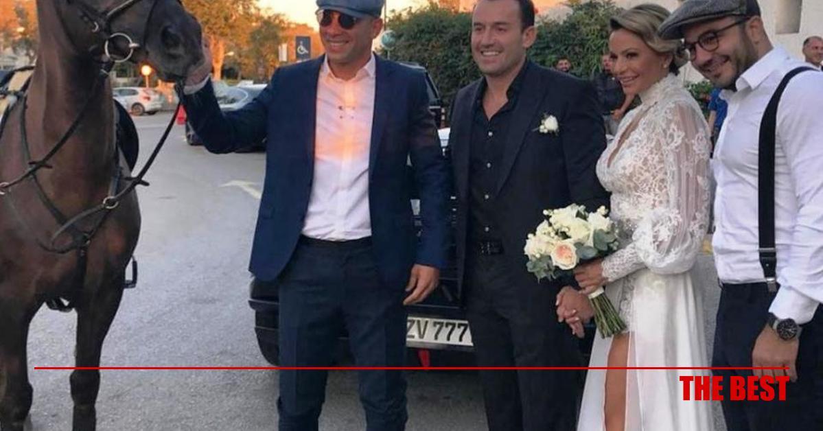 58c9749b1495 Την Βραζιλιάνα σχεδιάστρια Caroline De Souza παντρεύτηκε ο... Mr Zagori  -ΦΩΤΟ