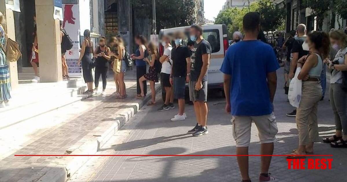 Αχαΐα: Πού θα γίνουν rapid test την Τρίτη 3 Αυγούστου