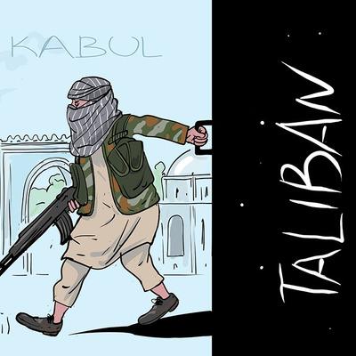 Η επέλαση των Ταλιμπάν στην Καμπούλ με τ...