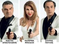 Έρχεται 18 και 19 Δεκεμβρίου ο Κώστας Αποστολάκης στην Πάτρα