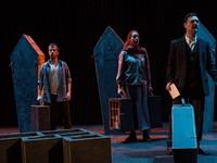 """Για 10 παραστάσεις στο act το έργο """"Πάσπαργος"""" του Τηλέμαχου Τσαρδάκα"""