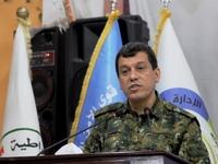 """""""Μεταξύ οδυνηρών συμβιβασμών και γενοκτονίας, θα επιλέξουμε τη ζωή""""-Ο στρατηγός των Κούρδων εξηγεί..."""