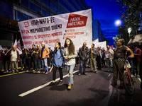 Αντιπολεμικό συλλαλητήριο απόψε στην Πάτρα