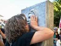 «Σιγά μην φοβηθώ»: Σε εξέλιξη οι συγκεντρώσεις για τον Παύλο Φύσσα