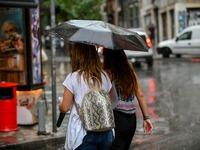 """Παρούσα και σήμερα η """"Βικτώρια"""" - Βελτίωση του καιρού στα δυτικά από το απόγευμα"""