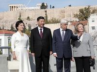 """Σι Τζινπίνγκ: """"Θα έχετε την υποστήριξή μας για την επιστροφή των γλυπτών του Παρθενώνα"""""""