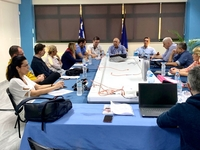 Η πρώτη συνεδρίαση της νέας διοίκησης του ΠΕΑΚ