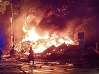 Έκρηξη σε μαγαζί του Σ. Καλογερόπουλου, του νέου μεγαλομετόχου της Παναχαϊκής, στη Σουηδία