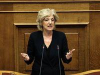 Σ. Αναγνωστοπούλου: Η Ν. Κεραμέως επέδειξε άθλιο αυταρχισμό στο θέμα της Νομικής σχολής της Πάτρας