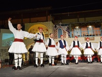 Το 24ο Φεστιβάλ Λαϊκού Χορού στο Σούλι της Πάτρας