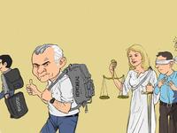 Οι αποφυλακίσεις Κορκονέα και Φλώρου με το πενάκι του Dranis