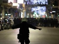 Τώρα! Πορεία αντιεξουσιαστών στο κέντρο της Πάτρας