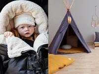 Arvana Baby: Βρήκαμε τα πιο trendy & stylish βρεφικά είδη στο νέο κατάστημα της οικογένειας Καλογεράτου