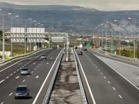 Ολιγόωρη διακοπή της κυκλοφορίας στην Ολυμπία Οδό στον ημικόμβο Μεγάρων