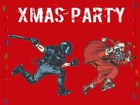 Η χριστουγεννιάτικη αφίσα της Λέσχης «Εκτός Γραμμής» Πάτρας καταγγέλλει την αστυνομική βία