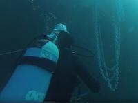 Μπήκε ο κυματογράφος στο νότιο λιμάνι της Πάτρας - ΒΙΝΤΕΟ από τον βυθό