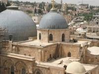 Στα άδυτα του ελληνικού Πατριαρχείου Ιεροσολύμων