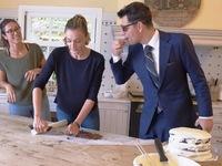 Η Κάτια Ζυγούλη φτιάχνει τούρτα για τα γενέθλια της κόρης της! ΒΙΝΤΕΟ