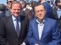 Ν. Νικολόπουλος: Μετά τη Νομική, φουρνέλο και στην Πατρών - Πύργου;