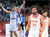 Μεγάλος τελικός στην Κίνα - Αργεντινή και Ισπανία για το Παγκόσμιο στέμμα