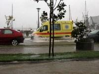 Προσοχή... γλιστράει! Εκτροπές οχημάτων στην Αχαΐα λόγω ολισθηρότητας