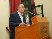 Πατούχας: Θέλουν τον Δήμο έρμαιο της «Συνομοταξίας των υποταγμένων προθύμων»