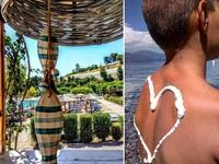 Κτήμα Παναγιωτόπουλου: Μπάνιο με ασφάλεια για μικρούς και μεγάλους στο Azur