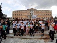 Οι μαθητές της Ακράτας στον αυθεντικό Μαραθώνιο (ΦΩΤΟ)