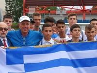 Δεύτερη στο ποδόσφαιρο των Παγκόσμιων Παιδικών Αγώνων η Ελλάδα με τη Μάνη