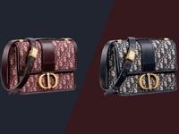 Μήπως ονειρεύεστε την 30 Montaigne bag του Dior; Εμείς ναι!