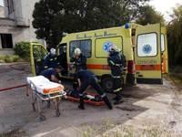 Τροχαίο στη Γεωργίου Ολυμπίου, στην Πάτρα - Μια γυναίκα τραυματίας