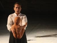 """Στο Φεστιβάλ Αρχαίας Ολυμπίας το Σάββατο ο """"Οιδίπους Τύραννος"""" με τον Δ. Λιγνάδη"""