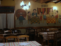 Μεσημέρια στο Σινιάλο, με εκλεκτούς μεζέδες στο φιλόξενο περιβάλλον του