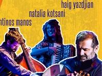 Μουσικό Live με τον Haig Yazdjian στην Πάτρα αφιερωμένο στους Πρόσφυγες & μετανάστες