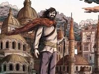 Ο Ζητιάνος του Ανδρέα Καρκαβίτσα έγινε κόμικ