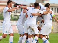 Η Εθνική παίδων διέλυσε Καζακστάν και πέρασε στην Elite Round