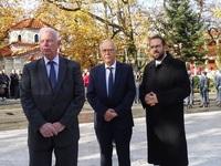 Νεκτάριος Φαρμάκης: «Ισχυρό και πάντα επίκαιρο το μήνυμα του ολοκαυτώματος των Καλαβρύτων»