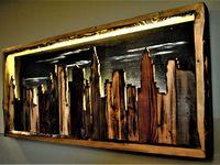 Έργα ασυμβίβαστης τέχνης εκτίθενται στην Πάτρα (ΦΩΤΟ)