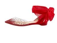 Ποια παπούτσια θα φορούσε σήμερα η Ωραία Κοιμωμένη; Christian Louboutin ασυζητητί