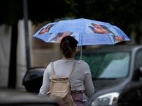 Έρχεται κάθετη πτώση θερμοκρασίας... βροχές και χαλάζι! ΔΕΙΤΕ ΧΑΡΤΕΣ