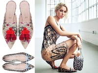 Pretty Ballerinas δια χειρός Maria Olympia of Greece
