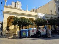 Έκκληση του Δήμου Πατρέων να μην βγάζουμε σκουπίδια