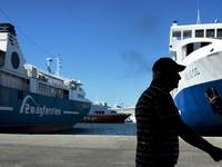 Παράνομη η απεργία των ναυτεργατών από το Πρωτοδικείο Πειραιά