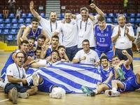"""Απίστευτη η Εθνική παίδων απέκλεισε τη Λιθουανία * Στους """"8"""" της Ευρώπης"""