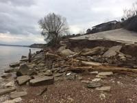 Έργα για την προστασία της παραλίας στο Καλαμάκι της Δυτικής Αχαΐας