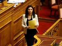 Νίνα Κασιμάτη: Τιμή μου να με κατηγορούν Μπογδάνος, Πλεύρης και Γεωργιάδης