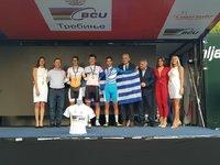 Χάλκινο μετάλλιο ο Μίλτος Γιαννούτσος στο Βαλκανικό